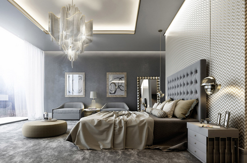 Elegant Luxury Bedrooms
